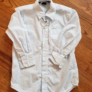 Gap Kids LS Button Down Shirt